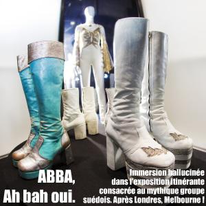 Exposition : ABBA World au Earl`s Court Exhibition Centre de Londres, jusqu`au 16 mai 2010.