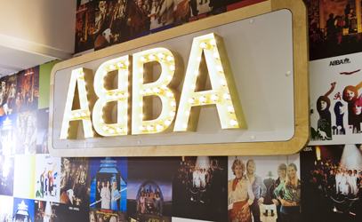 abba, abba world, exposition, exhibition, londres, london, waterloo, earl`s court, pop, suède, eurovision, rétrospective, biographie, succès, mamma mia, parc d`attraction