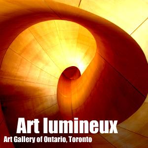 L`Art Gallery of Ontario à Toronto, au Canada, une réussite autant architecturale que muséale.