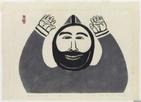 AGO Art Gallery of Ontario Toronto Canada Arctic spirit