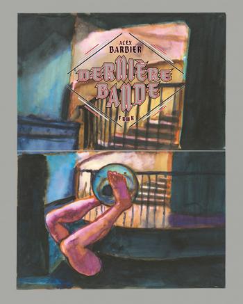 alex barbier, barbier, la dernière bande, dernière, bande, exposition, angoulême, festival, critique, analyse, bd, bande dessinée, bande, dessinée, charlie, mensuel, interview, dessin, sexe