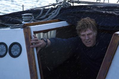 All is Lost, JC Chandor, Robert Redford, Margin Call, cinéma, Festival de Deauville, Prix du jury