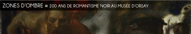 Exposition : L`Ange du bizarre - 200 ans de romantisme noir au Musée d`Orsay, à Paris, jusqu`au 9 juin 2013