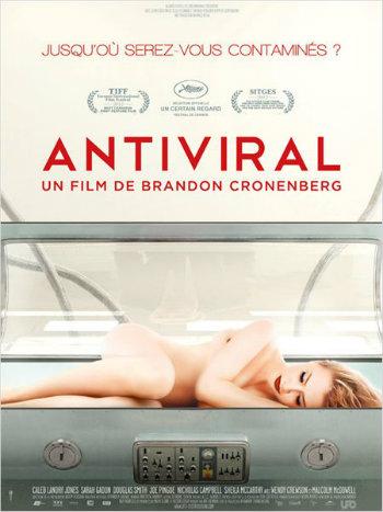 Antiviral, Brandon Cronenberg, film, cinéma, Caleb Landry Jones, Sara Gadon, science-fiction, célébrités, corps, people, virus, image