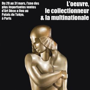 Vente de Christie`s : la collection Art Déco du Château de Gourdon, du 29 au 31 mars 2011 au Palais de Tokyo.