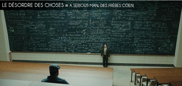 Dossier brièveté : A Serious Man des frères Coen