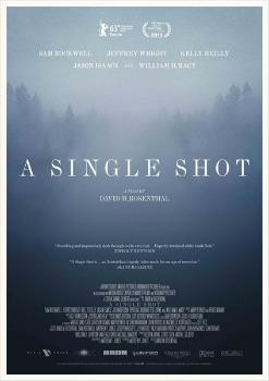 a single shot, festival deauville, 2013, cinéma, américain,  Sam Rockwell, Jeffrey Wright, Kelly Reilly,  David M. Rosenthal, thriller, meurtre, chasse