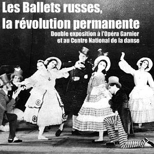 2010 est l`année culturelle France-Russie : l`occasion d`offrir aux Ballets russes le devant de la scène, avec deux expositions à Pantin et à Paris.