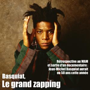 Exposition : Jean-Michel Basquiat au Musée d`Art Moderne de Paris, jusqu`au 30 janvier 2011. Cinéma : The Radiant Child de Tamra Davis, sortie en France le 13 octobre 2010.