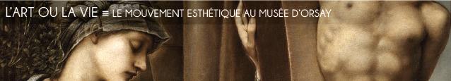 Exposition : Beauté, morale et volupté dans l`Angleterre d`Oscar Wilde, au Musée d`Orsay, jusqu`au 15 janvier 2012.
