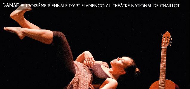 chaillot theatre national de la danse, troisieme biennale dart flamenco, mayte martin, flamenco clasico, jose galvan, david coria, ana morales, rocio molina, rosario la tremendita, andres marin