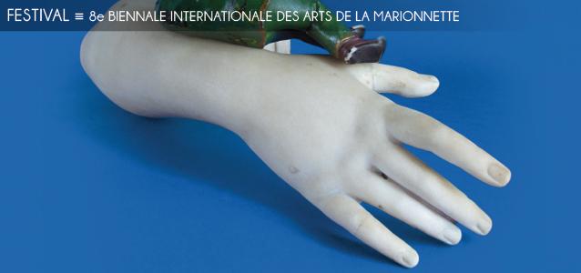 Festival : La 8e biennale internationale des arts de la marionnette, à Paris et en Ile de France du 5 au 30 mai 2015