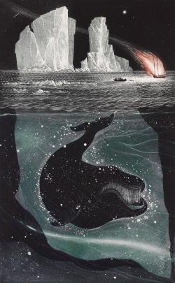 David Blackwood, gravure, eau forte, Terreneuve, Toronto, Art Gallery of Ontario, Katharine Lochran, Wesleyville, Fire Down on Labrador, Lost Party, Lost Great Party Adrift, baleine, mer du Labrador