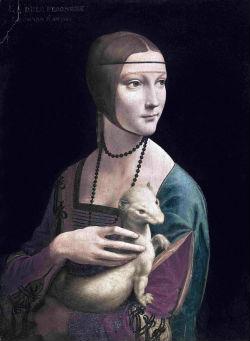 Szépművészeti, exposition, renaissance, budapest, musée des beaux-arts, dame à lhermine, léonard de vinci, botticelli, titien
