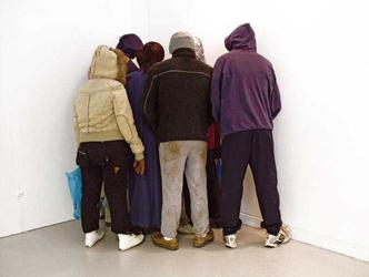 Charles Saatchi, Saatchi Gallery, Londres, Newspeak, British Art, exposition, art contemporain, london, contemporary art, installations, sculpture, peinture, photographie, panorama, création