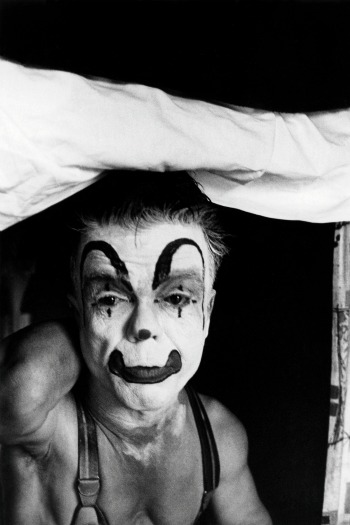 bruce davidson, davidson, bruce, photo, photographie, exposition, circus, little man, jimmy, armstrong, jimmy armonstrong, cirque, interview, rétrospective, subway, brooklyn gang, clown, magnum