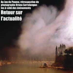 Exposition : Feux de camp de Bruno Serralongue au Jeu de Paume, à Paris, jusqu`au 5 septembre 2010