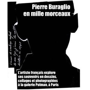 Exposition : Pierre Buraglio - J1 à la galerie Putman, à Paris, jusqu`au 24 juillet 2010.