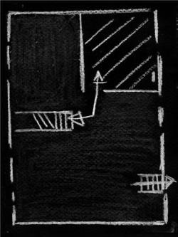 Pierre Buraglio, exposition, J1, galerie, putman, paris, souvenirs, dessins, collages, photos, photographie, guerre, annette becker, marc chagall, théodore géricault, emmanuel bove, cesare pavese