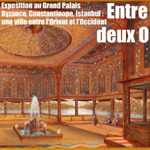 Le Grand Palais consacre une exposition à la ville turque qui a, au fil des siècles, été un haut-lieu de rencontre entre l`Orient et l`Occident.