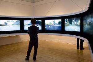 Centre Canadien d'architecture à Montréal - la vitesse et ses limites exposition