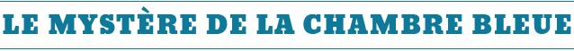 La Chambre bleue, Mathieu Amalric, festival, Un certain regard, thriller, chambre, bleue, amalric, mathieu, critique, analyse, interview, image, photo, photos, images, simenon, adaptation, cannes