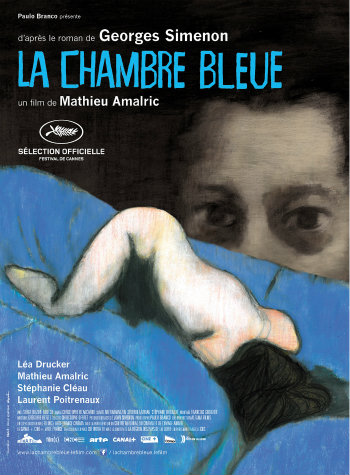 La Chambre bleue, Mathieu Amalric, festival, Un certain regard, thriller, chambre, bleue, amalric, mathieu, critique, analyse, interview, image, photo, photos, images, simenon, adaptation, cannes