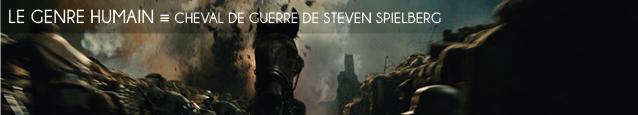 Cinéma : Cheval de guerre de Steven Spielberg, sortie le 22 février 2012.