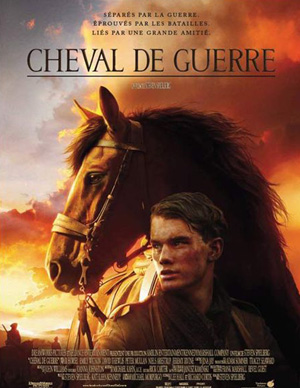 Cheval de guerre, Steven Spielberg, Richard Curtis, Emily Watson, David Thewlis, Peter Mullan, Jérémy Irvin, Niels Arestrup, analyse, critique, interview, citation, citations, propos, image, photos