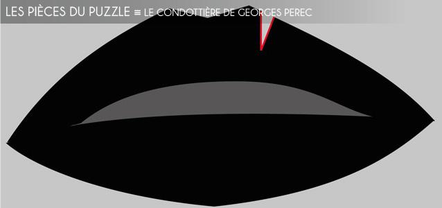 Dossier contraintes : Le Condottière, de Georges Perec