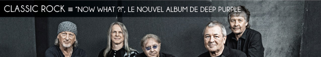 Now What ?!, le nouvel album de Deep Purple