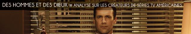 Analyse : Des hommes tourmentés, le nouvel âge dor des séries, De Brett Martin, aux Editions de la Martinière