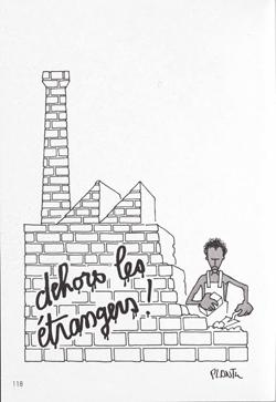 dessins de presse, de louis philippe à nos jours, exposition, BnF, françois-mitterrand, Daumier, Bib, Grandville, Dubout, département des Estampes et de la photographie, tim, dessin, presse, plantu