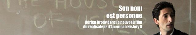 Cinéma : Detachment de Tony Kaye, avec Adrien Brody.