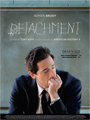 detachment, tony kaye, adrian brody, film, cinéma, deauville, festival, critique, analyse, interview, tony, kaye, portrait, professeur