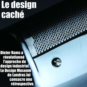 Pendant 40 ans, au sein de la marque d`électroménager allemande Braun, Dieter Rams a proposé une nouvelle approche du design industriel.