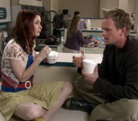 Dr Horrible`s sing along blog série web mini-série de Joss Whedon show critique chronique