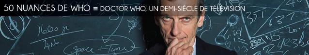 Analyse : Doctor Who, 50 ans de télévision anglaise