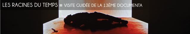 Exposition : dOCUMENTA (13) en Suisse.