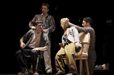 don juan, théâtre de l`oeuvre, Molière, Berthold Brecht, Michel Vier, distanciation, marionnette