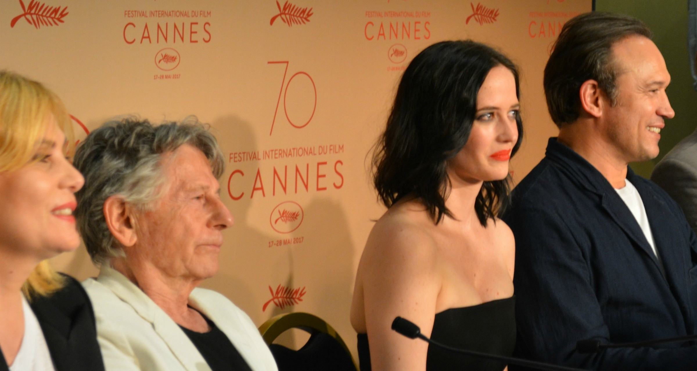 festival de cannes 2017, oneohtrix point never, good time, alexandre desplat, roman polanski, raymond depardon, 12 jours, l`amant double, francois ozon, d`apres une histoire vraie, delphine de vigan