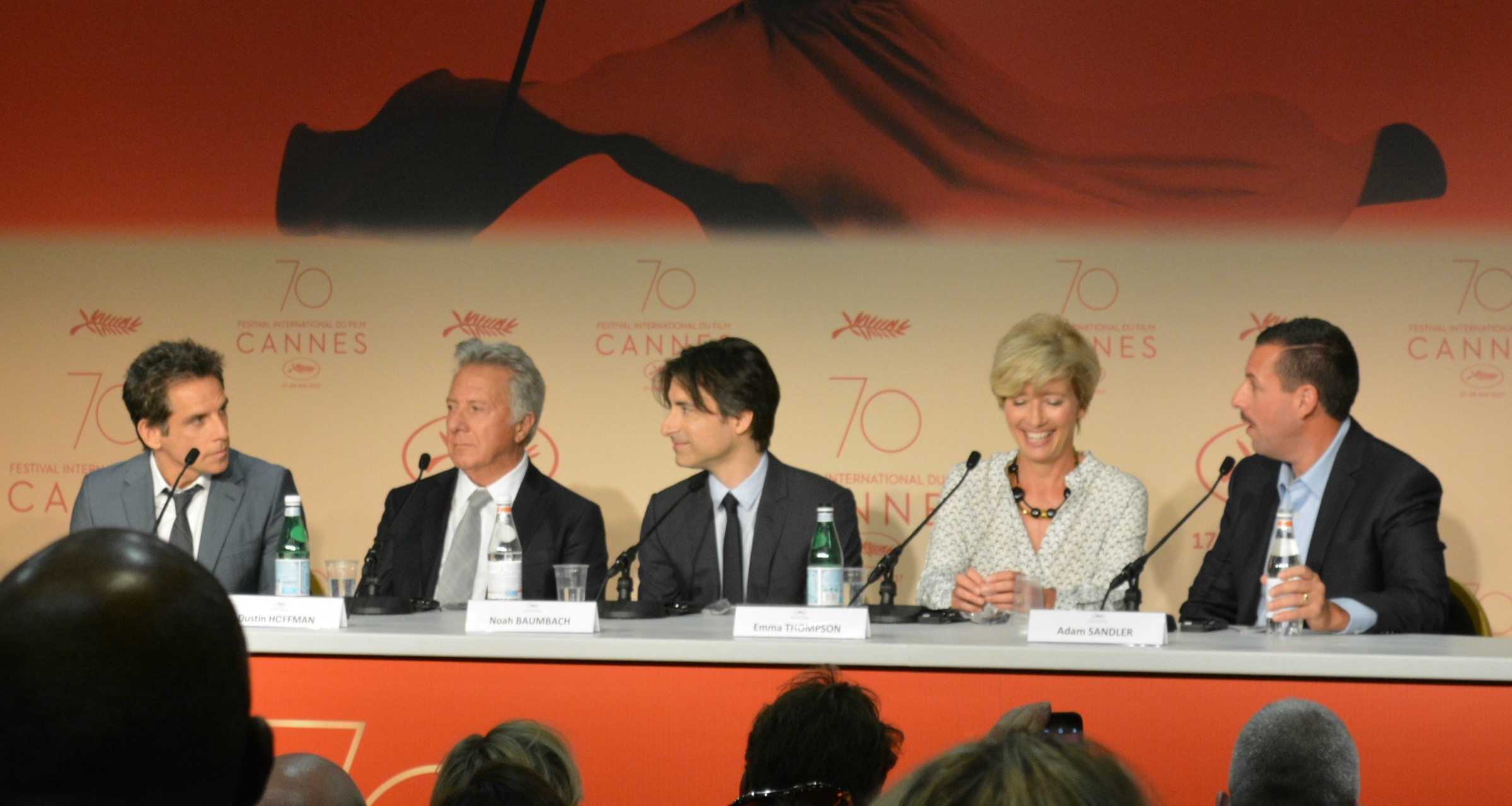 festival de cannes 2017, netflix, the meyerowitz stories, noah baumbach, ben stiller, adam sandler, dustin hoffman, emma thompson