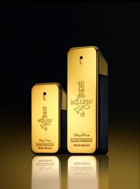 Noé Duchaufour-Lawrance Philippe Starck Packaging `1 Million` pour Paco Rabanne