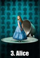 Chapitre 3 : Alice au pays des merveilles sur grand écran le 24 mars