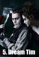 Chapitre 5 : la `Dream Tim`, avec Johnny Depp, Helena Bonham Carter et Danny Elfman