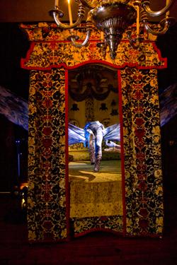 exposition, enchanted palace, londres, london, mode, designer, robe, origami, design, South Kensignton Palace, Hyde Park, George IV, Caroline de Brunswick Wolfenbttel, Princesse Charlotte, Tories