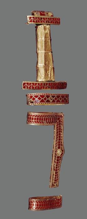 fourreaux armes medieval