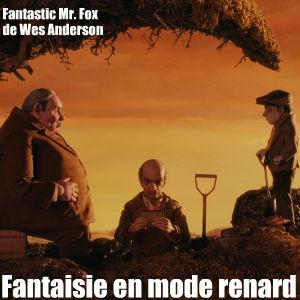 Wes Anderson adapte sur grand écran les aventures du Fantastique Maître Renard de Roald Dahl.