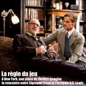 Théâtre : Freud`s Last Session de Mark St. Germain à New York