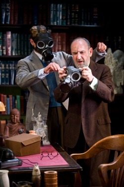 freud, freud`s last session, new york, mark st germain, germain, marchant, tyler marchant, mark dold, martin rayner, lewis, sigmund, c. s. lewis, play, theatre, pièce, critique, analyse, theater